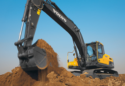heavy duty excavator