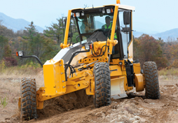 motor grader heavy duty equipment