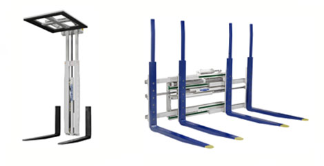Lift Truck/Forklift Attachments