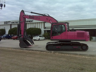 Demo Diva At Scott Equipment